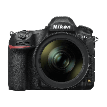 Nikon D850 Kit + 24–120 mm 1:4 VR inkl.Sony 64GB XQD-Karte