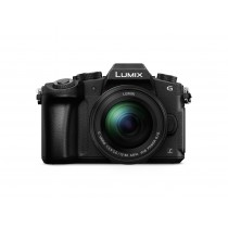 Panasonic LUMIX DMC-G81M+ 12-60 schwarz inkl. SanDisk Extreme SDHC 32GB