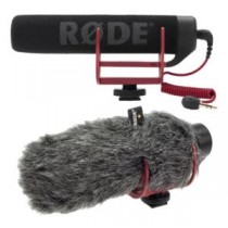 RODE VIDEOMIC GO + DEADCAT GO