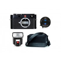 Leica M Einsteigerset (Typ 262)  mit 2,4/35mm Asph. schwarz