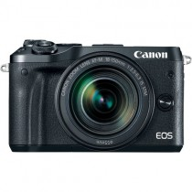 CANON EOS M 6 + 18-150 IS STM schwarz