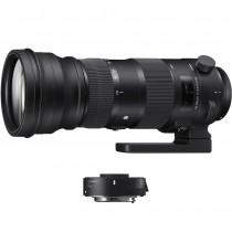 Sigma 150-600mm 1:5,0-6,3 S Kit + TC-1401 Canon