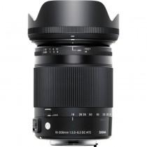 Sigma 18-300mm 1:3,5-6,3 DC Makro OS HSM C Nikon