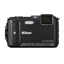 Nikon  Coolpix AW130 schwarz
