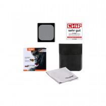 Rollei Profi Rechteckfilter Mark II Graufilter ND 4 (2 Stops/0,6) für 100 mm