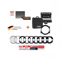 Rollei Rechteckfilter Mark II Starter Kit für 100 mm Starter Kit