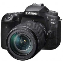 Canon EOS 90D+EF-S 3,5-5,6/18-135 mm IS USM Kit  ( -100,00€ EIN­TAUSCH-PRÄ­MIE)