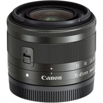 Canon EF-M 15-45mm 1:3,5-6,3 IS STM