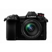 Panasonic LUMIX DC-G9M Kit + 12-60mm/ 3.5-5.6  schwarz