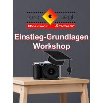 Workshop Einstieg-Grundlagen 19.01.2019 (Systemkamera/Spiegelreflex) Alle Kamera-Hersteller
