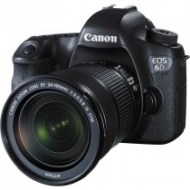 Canon EOS 6D Kit + 24-105mm 1:3,5-5,6 IS STM