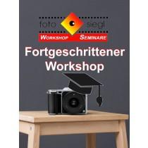 Workshop Fortgeschrittene 15.09.2018 (Systemkamera/Spiegelreflex) Alle Kamera-Hersteller
