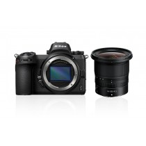 Nikon Z6 + Nikkor Z +14-30mm 4.0+ FTZ Adapter + Zusatzakku Nikon EN-EL15b