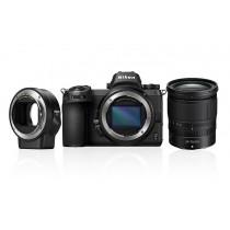 """Nikon Z6 + Nikkor Z 24-70mm 4.0 + FTZ Adapter """" inkl.Sony 64GB XQD-Karte beim Kauf der Nikon Z6! )"""