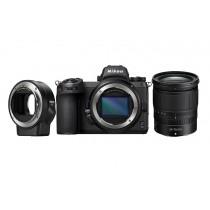 Nikon Z6 II + Z 24-70mm f4 + FTZ Bajonettadapter