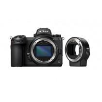 Nikon Z6 II Body + FTZ Objektivadapter