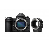 Nikon Z7 II + FTZ Bajonettadapter