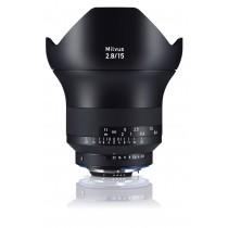 ZEISS - Milvus 2,8/18 ZE Canon
