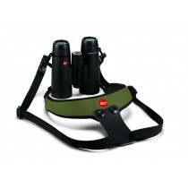 Leica Neopren Fernglasgurt Sport olivgrün