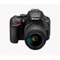 Nikon D 5600 schwarz + NIKKOR AF-P DX 18-55mm G VR + Nikkor AF-P DX 70-300mm G ED VR