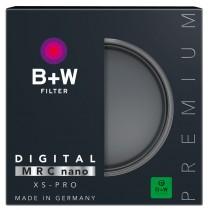 B+W  XS-PRO 010 UV MRC NANO 37 mm
