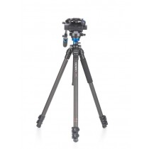 BENRO C2573FS6 Video Tripod Kit Carbon