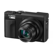Panasonic LUMIX DC-TZ91 schwarz inkl. Tasche