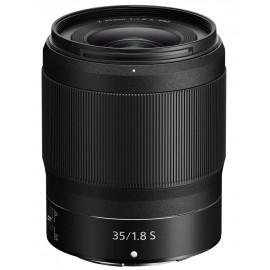 Nikon NIKKOR Z 35mm 1.8 S