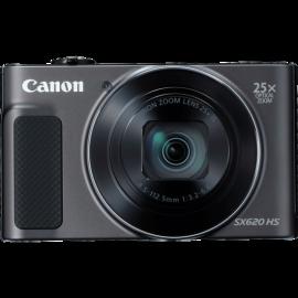 Canon PowerShot SX620 HS schwarz  inkl.SD Speicher und Reinigungstuch