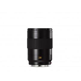 Leica APO-Summicron-SL 1:2/28 ASPH., schwarz eloxiert