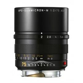 Leica - APO-Summicron-M 2/ 75 mm ASPH.