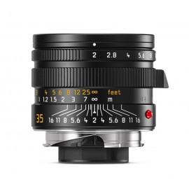 Leica APO-Summicron-M 1:2/35mm ASPH., schwarz eloxiert