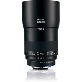 ZEISS - Milvus 2/100 ZF.2 Nikon