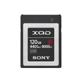 SONY XQD G HIGH R 440 MB/S 120GB