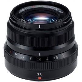 Fujifilm XF 35mm 1:2,0 R WR SCHWARZ