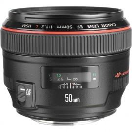 Canon EF 50 mm /1,2L USM (200€ cash back wird bei Bestellung abgezogen!!)