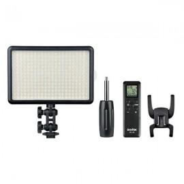 Godox LF308BI   Farbtemperatur 3300K-5600K