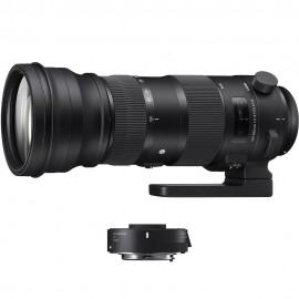 Sigma 150-600mm 1:5,0-6,3 S Kit + TC-1401 Canon