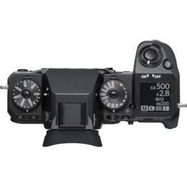 Fujifilm X-H1 + Handgriff VPB-XH1  inkl. Zusatzakku NP-F 126S + SD 32 GB