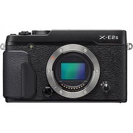 Fujifilm X-E2S Body schwarz (ABVERKAUF)