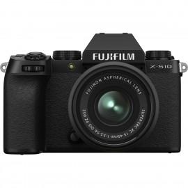 Fujifilm X-S10 mit XC 15-45mm F3,5-5,6 OIS PZ