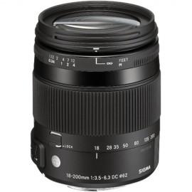 Sigma 18-200mm 1:3,5-6,6 DC Makro OS HSM C Canon