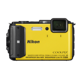 Nikon Coolpix AW130 gelb