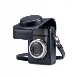 Leica - C-Lux midnight-blue inkl. Tasche C-Lux, Leder, blau