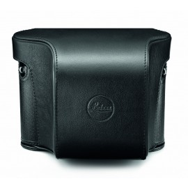 Leica Bereitschaftstasche Leica Q (Typ 116), Leder, schwarz