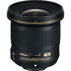 Nikon 20mm 1:1,8 AF-S Nikkor G ED