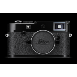 Leica M10-R, schwarz lackiert  20062  (Black Paint Finish)