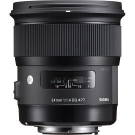 Sigma 24mm 1:1,4 DG HSM Art für Canon