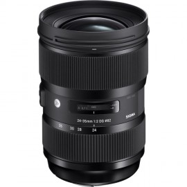 Sigma 24-35mm 1:2,0 DG HSM Art für Nikon