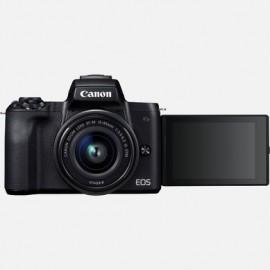 Canon EOS M 50 + EF-M 15-45 / 3.5-6.3 IS STM + EF-M 22 / 2.0 STM  inkl.Sandisk SD 32 GB EXTREM